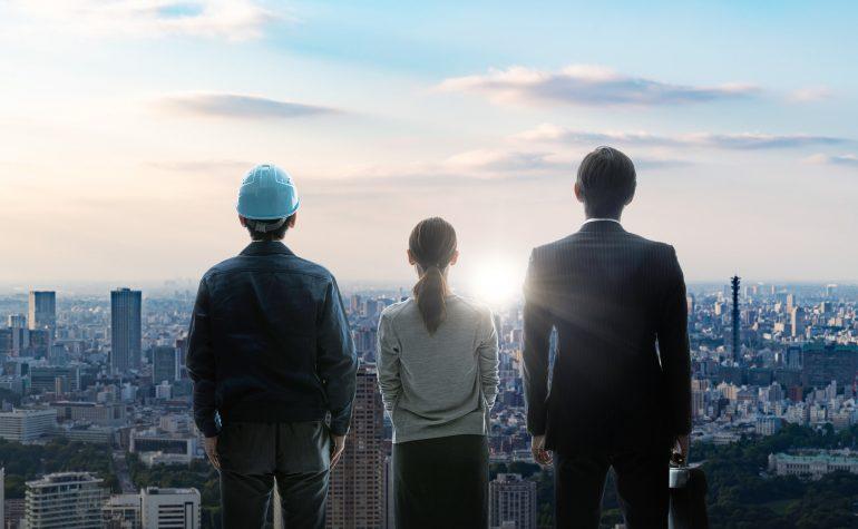 建設業界の人材教育